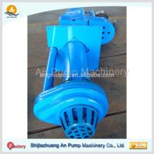 Pompe à boue submersible électrique de mélangeur
