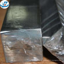 Barra quadrada de aço inoxidável forjada de JIS G4303 SUS201 304 316 316L