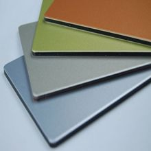 Matt Color Aluminum Composite Panels