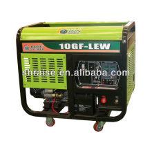 Générateur portable de machine à souder diesel 7.0KW