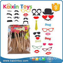small funny party toys for makeup 31pcs