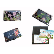 2015 Hard Plastic Business Cards for Woman
