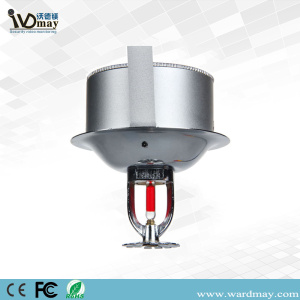 2.0MP Fire Sprinkler Hidden Full IP Camera Cermin