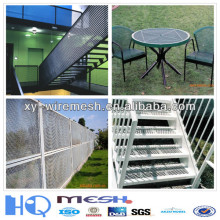 expanded metal mesh/ expanded metal fence/galvanized diamond expanded metal mesh