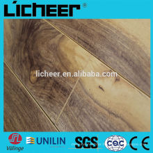 Laminate flooring high gloss surface flooring