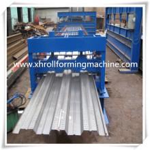 Plancher métallique platelage profileuse
