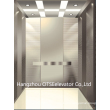 Mirror finish cheap residential lift elevator with good elevator components