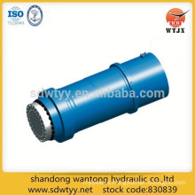 hydraulic cylinder for machines