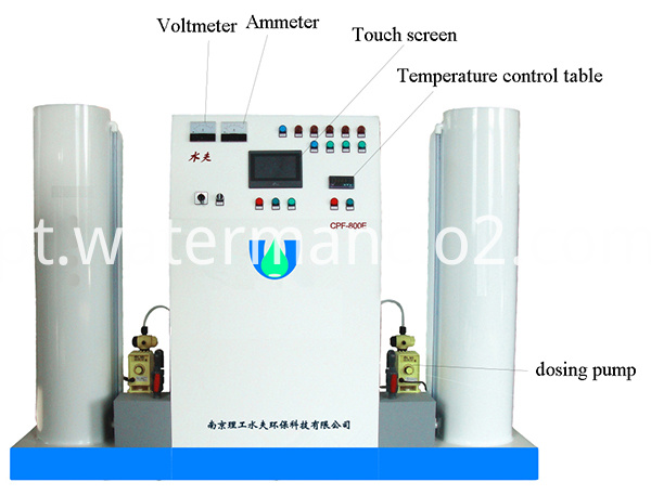 Good Chlorine Dioxide Generator With Water Tester
