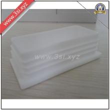 LDPE rectangulaire en plastique mobilier accessoire Cap (YZF-H317)