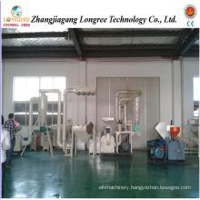 Vertical High Speed Plastic Pulverizer