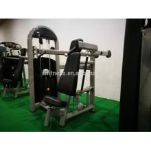 Appareil de gymnastique industriel résistant Machine de presse d'épaule