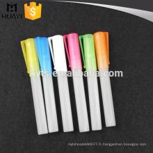 Échantillon de haute qualité utilisé flacons de pulvérisation en verre de parfum de 8 ml pour voyager
