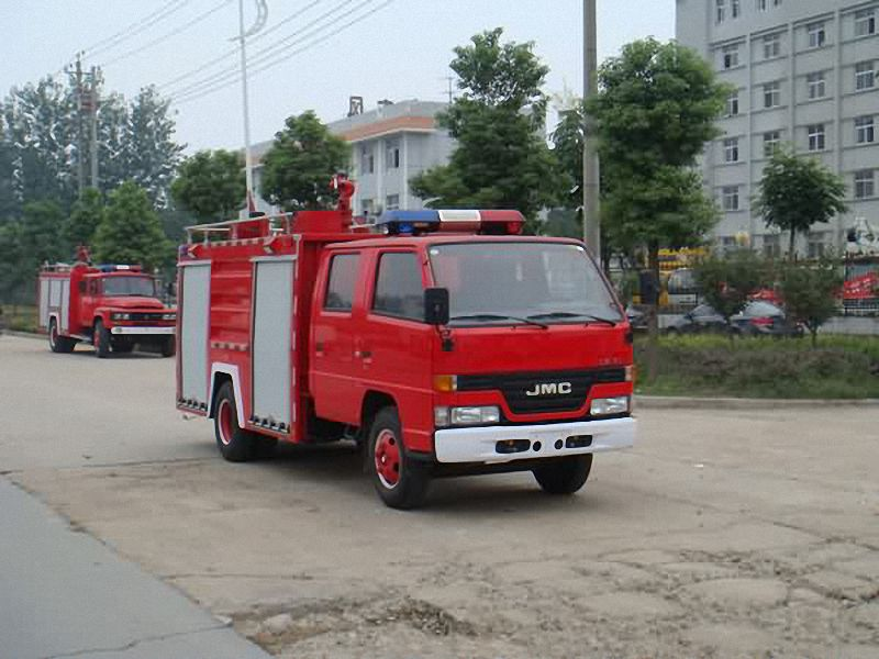 Fire Truck Fire Engine 7