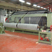 Hexagonal Wire Netting with Electro Galvanized Wire