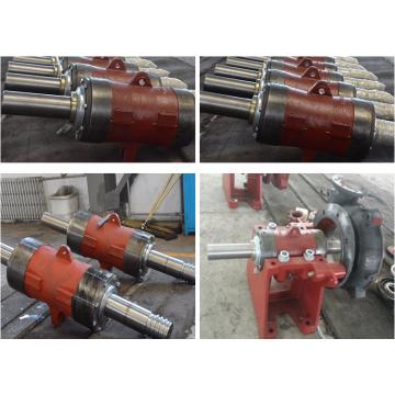 Slurry pump parts OEM bearing assembly
