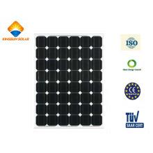 190W High Efficiency Silicon Monocrystalline Solar Panel Module
