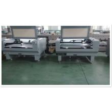 Hochgeschwindigkeits-Laserschneidmaschine für Holz / Leder / Kleidung