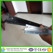 2.04 Kg Hot Dipped Galvanized Steel Star Picket