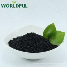 worldful Bio-Dünger 16-0-1shiny Granulat / organische Granulat Dünger