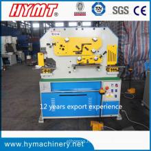 Q35Y-12 Hydraulic Combined Punching & Shearing & bending Machine