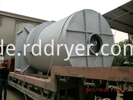 JRF liquid oil Coal Fuel Hot Air Furnace