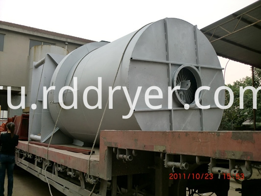 JRF Coking Coal Combustion Hot Air Furnace