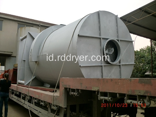 JRF Kokas Batubara Pembakaran Hot Air Furnace