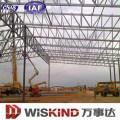 Estrutura de armação de aço projetada mais nova