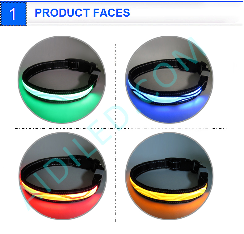 Pet Collar Light up