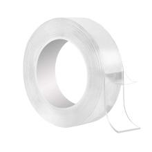 Nano ruban transparent amovible Nano ruban lavable sans trace
