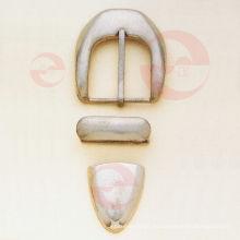 Hebilla de cinturón libre de níquel (L19-118A)