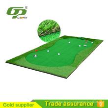Golfe de 3.5m * 1.5m que põe o verde para a grama garde & artificial para o golfe