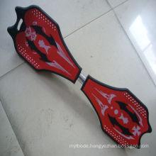 Rocket Wave Skateboard Withpu Wheel, ABS Material (et-sk2501)
