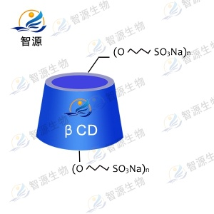 Betadex sulfobutyl ether sodium