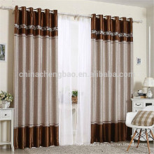 Organza wedding backdrop curtain/organza curtain fabrics
