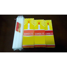 Normal Lighting White Household Candle Wholesale
