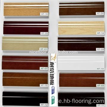 Alle Arten Bodenbelag Zubehör Holz, Sockelleiste, Treppe-Nase