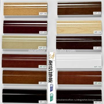 Все виды напольных аксессуаров деревянные, Плинтус, лестница-нос