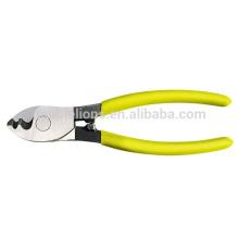 Alicates de corte elegante de alta calidad cable cortador