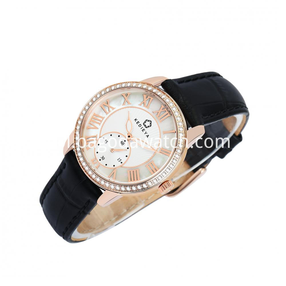 Womens Stainless Watch