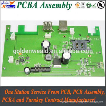 High quality pcba circuit board wireless pcba board allwinner a10 pcba