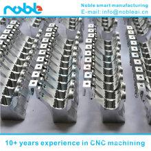 aluminum alloy intelligent wheelchair parts CNC machining quotation