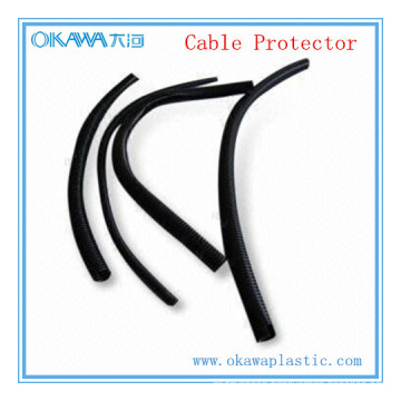 Corrugated Plastic Hose for Cableprotector