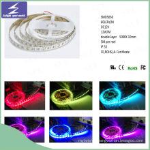 SMD5050 23-25lm LED Strip Light with Ce RoHS UL