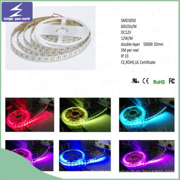 High Quality DC12V LED Strip Light with Ce RoHS UL