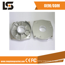 Customed die cast aluminum motor housing with ISO 9001 made in China