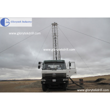 400m Depth Truck Type Water Well Drilling Rig
