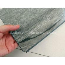Plancher de vinyle de PVC de haute qualité d'Interlock