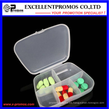 Venta caliente cinco unidad de Pillbox para la promoción (EP-016)